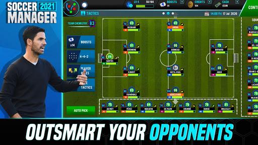 Soccer Manager 2021 screenshot 6
