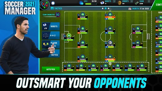 Soccer Manager 2021 – Football Management Mod Apk (Free Kits Receive) 1.1.5 5