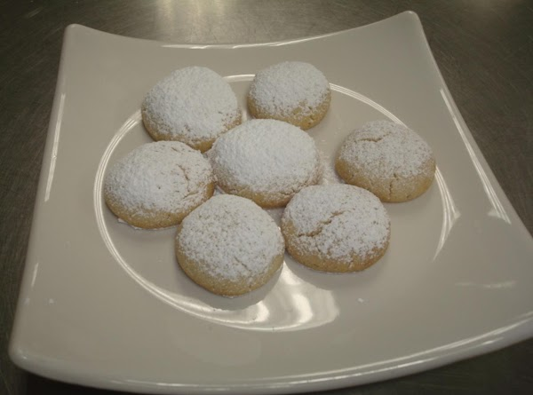 Russian Tea Cakes (mexican Wedding Cookies) Recipe