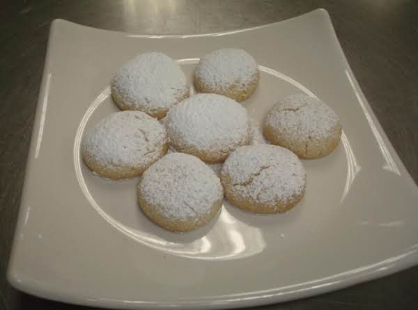 Russian Tea Cakes (mexican Wedding Cookies)