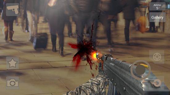 AR Gun Shooter 3D Screenshot