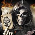 Poker Skull Live Wallpapers icon
