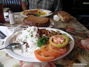 Photo: (Year 3) Day 34 - Our Brunch in the Descanso Junction Restaurant