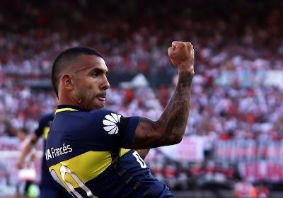 Staat Carlos Tevez voor een sensationele terugkeer naar de Premier League?