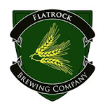Logo of Flatrock Joe E. Brown Ale Wood Aged Pritchard Distillery Rye Whiskey Barrel And Hazelnut