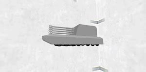 連想砲搭載戦車改