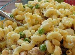 Cold Tuna Salad With Pasta Recipe