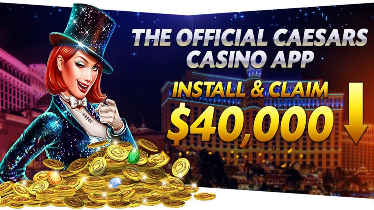 Caesars Slot Machines & Games: captura de pantalla