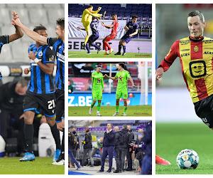 Club Brugge, Zulte Waregem, #KVMGNT vs onder meer Anderlecht en Genk