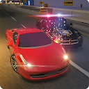 Freeway Police Pursuit Racing