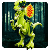 Jurassic Dino Toy Collector