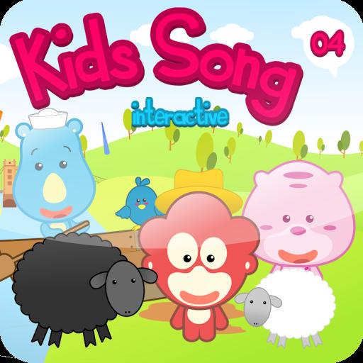 Kids Song Interactive 04 教育 App LOGO-APP試玩