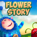 Flower Story: match 3 game icon