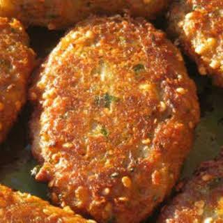 Buckwheat, Chicken Cutlets.