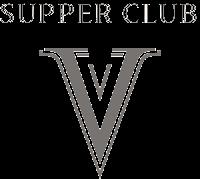 V Supper Club logo