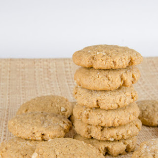 After School Crunchy Spice Cookies