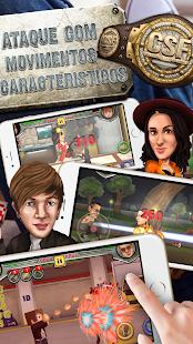 Celebrity Street Fight PRO: miniatura da captura de tela