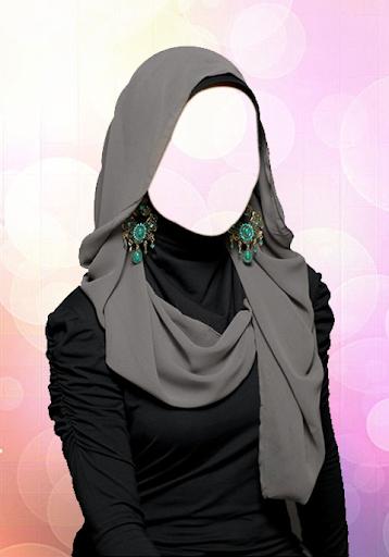 Hijab Styles Photo Editor