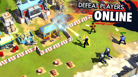 Zombie Anarchy: Survival Strategy Game APK screenshot thumbnail 3