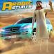 アラブ ドリフト 砂漠 車 レーシング チャレンジ