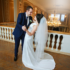 Wedding photographer Evgeniy Kvapish (Kvapish). Photo of 31.01.2017