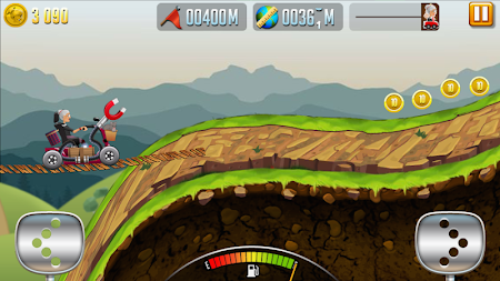 Angry Granny: Racing Car APK screenshot thumbnail 10