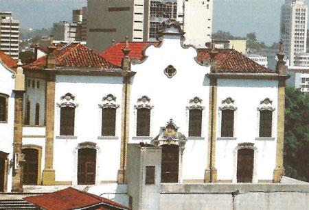 Resultado de imagem para Ordem Terceira de São Francisco da Penitência rio de janeiro