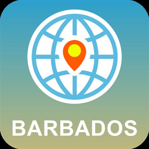 旅游のバルバドス 地図オフライン LOGO-記事Game