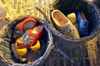 Photo: Amsterdam - Cheese AND clogs