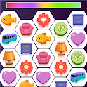 Tile Match Hexa icon
