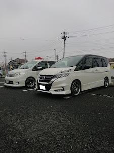 セレナ C25 22年式  highway-star  v-aero selectionのカスタム事例画像 masaaki serenaさんの2018年09月16日21:57の投稿