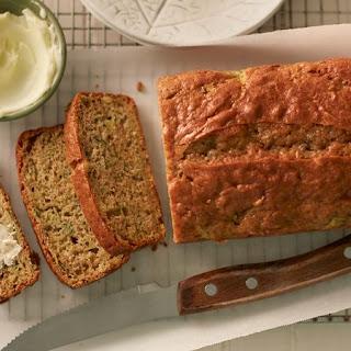 Easy Cake Mix Zucchini Bread.