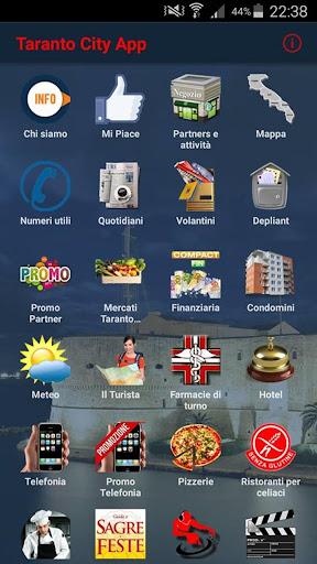 Taranto city app