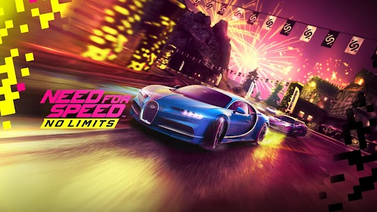 Need for Speed™ No Limits MOD Apk 4.5.5 (Unlimited Coins) 1