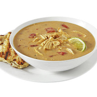 Curry Coconut Peanut Soup