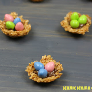 Easter Egg Nests