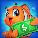 Fish Blast - Big Win with Lucky Puzzle Games icon