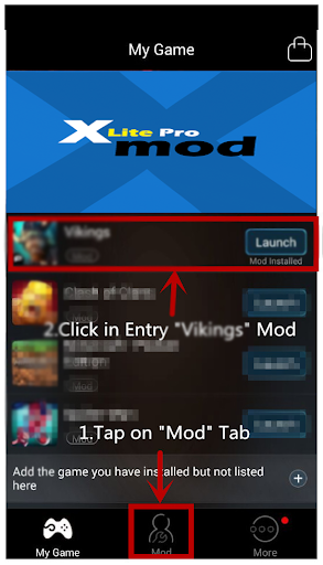 Xmod Lite Pro For Coc Candy