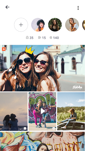 Retrica – Selfie, Sticker, GIF Pro v4.0.2