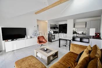 Appartement 3 pièces 71,36 m2