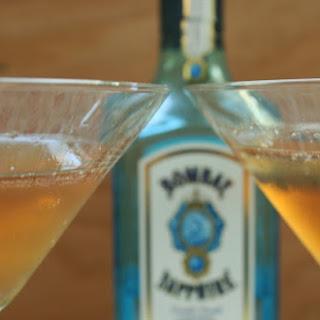 Lavender-Earl Grey Tea Martini.