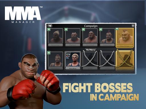 MMA Manager 0.32.3 screenshots 12