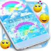 Rainbow Colors For GO Keyboard