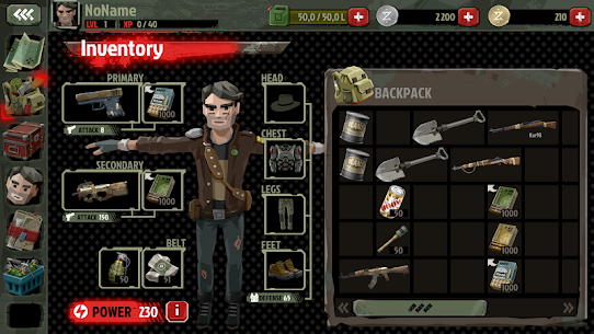 The Walking Zombie 2: Zombie shooter Apk Download For Android and Iphone Mod Apk 7