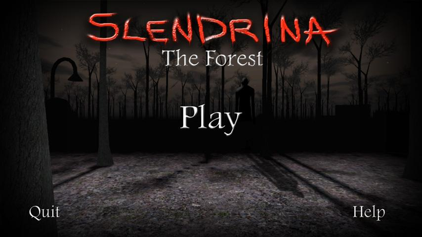 Screenshots of Slendrina: The Forest for iPhone