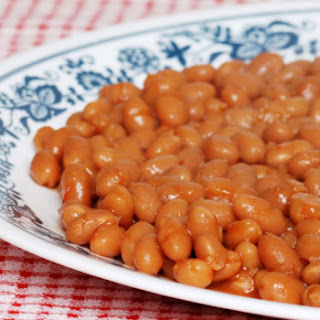 Heart Healthy Baked Beans