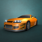 Action Racing 3D Lite Car Race icon