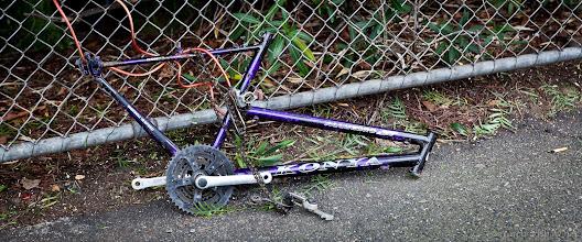 Photo: No Wheels