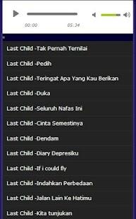 Last Child Tak Pernah Ternilai - náhled