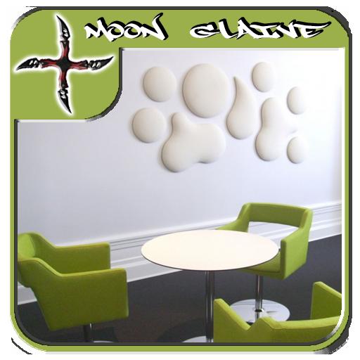 墙面装饰理念 書籍 App LOGO-APP試玩